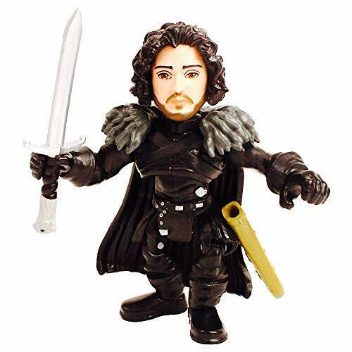 Game of Thrones John Snow with Longclaw Mystery Figure 3.25quot;