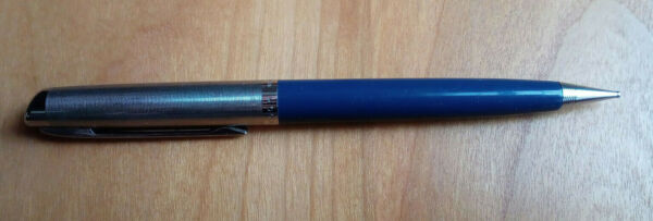 Vintage Blue and Silver toned Esterbrook Mechanical Pencil