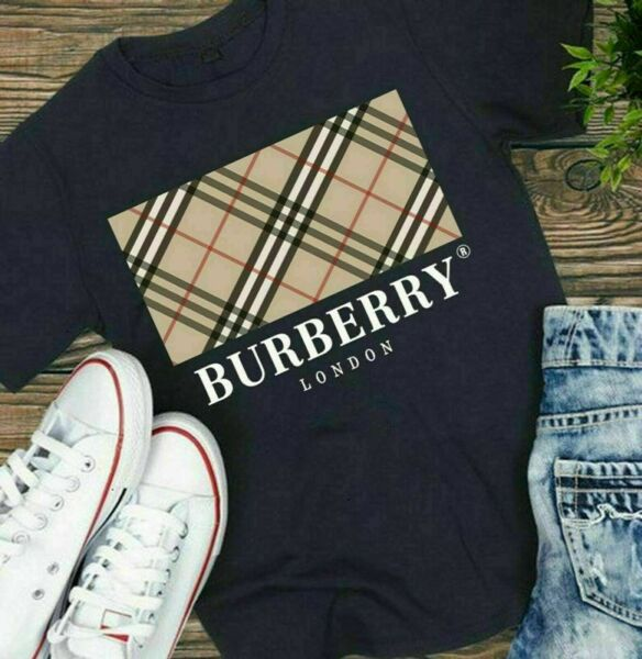 Bur berry London T shirt Burberry T shirt T shirt for Men Freeshipping