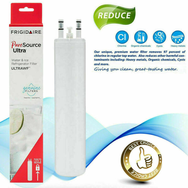 1Pack ULTRAWF NEW Refrigerator Ultra Pure Source Water Frigidaire Filter $15.53