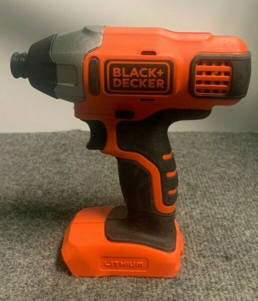 BlackDecker BDCI202 Cordless Impact Driver 20V Max Lithium TOOL ONLY