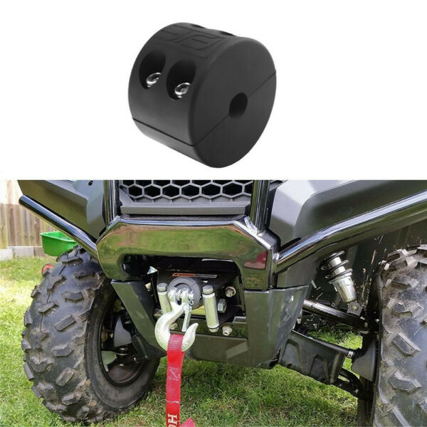 Durable For ATV UTV Winch Cable Hook Stopper Winch Accessories $11.53