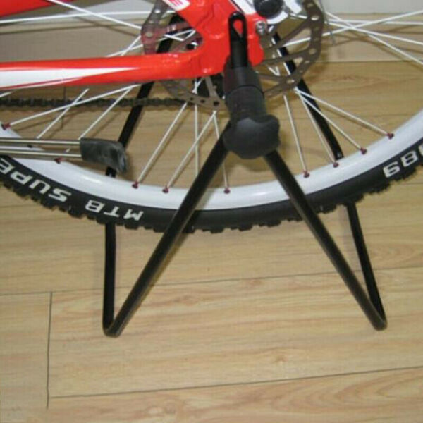 Bicycle Trainer Stationary Bike Cycle Stand Indoor Exercise Hi Quality FolXP C $23.53