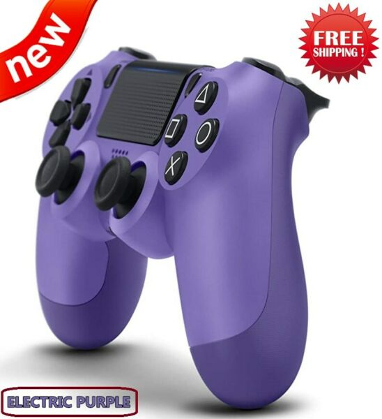 NEW DualShock 4 Wireless Controller for PS4 Electric Purple Free ship $49.89