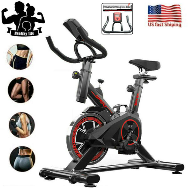Cyclace Exercise Bike Indoor Cycling Stationary Bicycle Cardio Fitness Workout $155.87