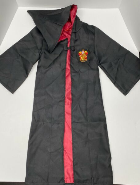 Harry Potter Gryffindor Deluxe Child Costume Cape Only Size S Unisex Kids #52C