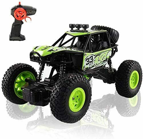 Remote Control Car 4x4 RC Crawler Toy for 6 12 Years Kids 1:20 4WD Off Road Car $18.99