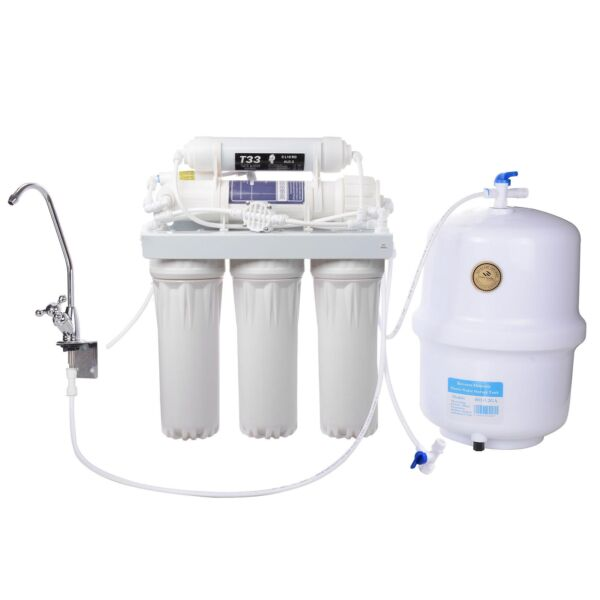 Water Filter 5 Stage Reverse Osmosis System Home Drinking Replacement Filter Set $108.90