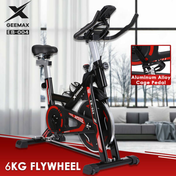 Cycling Bike Exercise Bike Mount Cardio Workout Home Indoor Sports For Women Men $187.99
