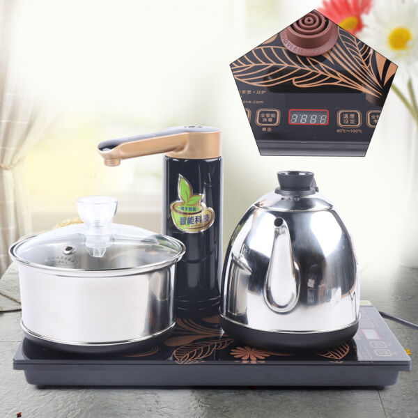 K9 Electric Teapot Kettle Stainless Steel Tea Coffee Hot Boiler Fast Boiling USA $102.62