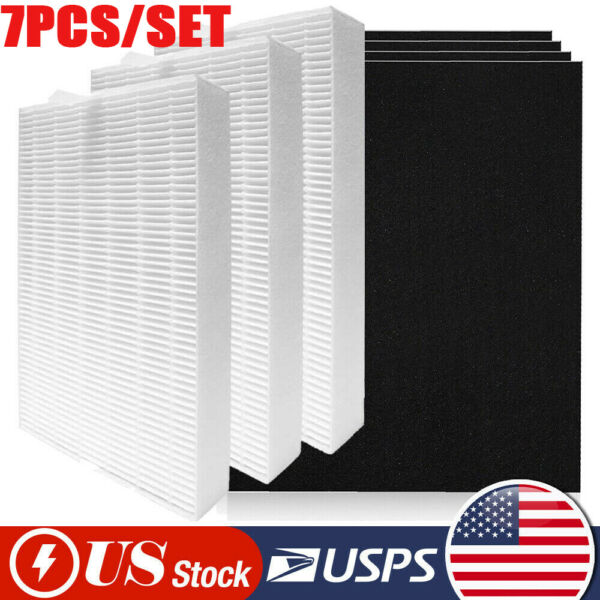 3 HEPA Filter Replacement HRF R3 For Honeywell HPA300 Air Purifier 4 Pre filter $36.99