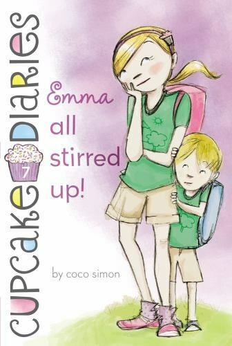 Emma All Stirred Up 7 Cupcake Diaries by Simon Coco Good Book