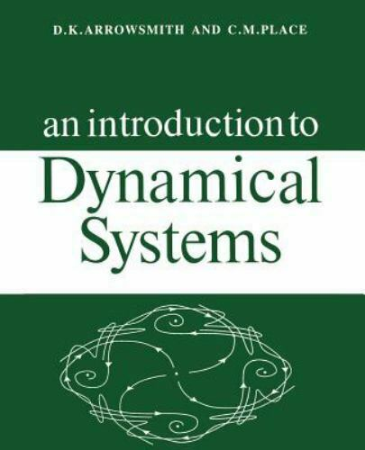 Introduction to Dynamical Systems Paperback by Arrowsmith D. K.; Place C. ...