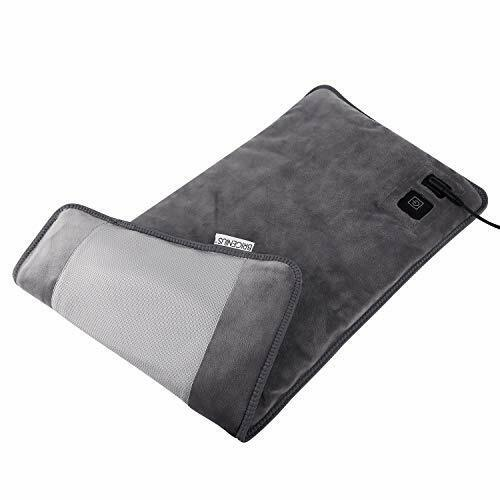 Far Infrared Electric Heating Pad for Back Pain Heating Pads with Innovative ... $73.99