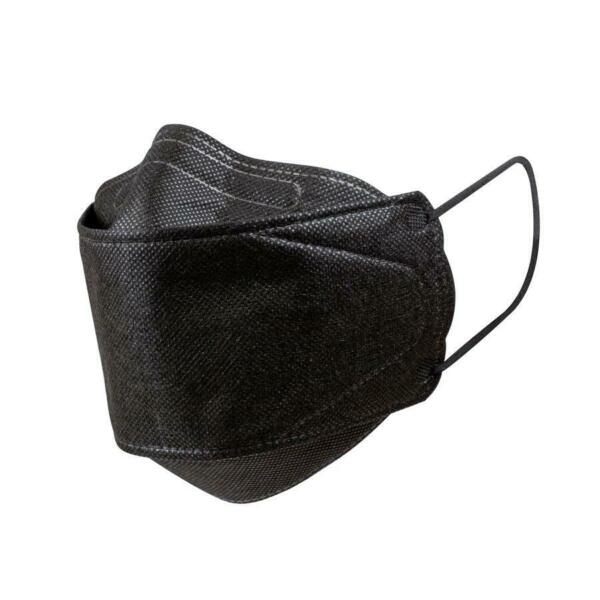 Black Willow KN95 Protective 5 Layer Face Mask Disposable