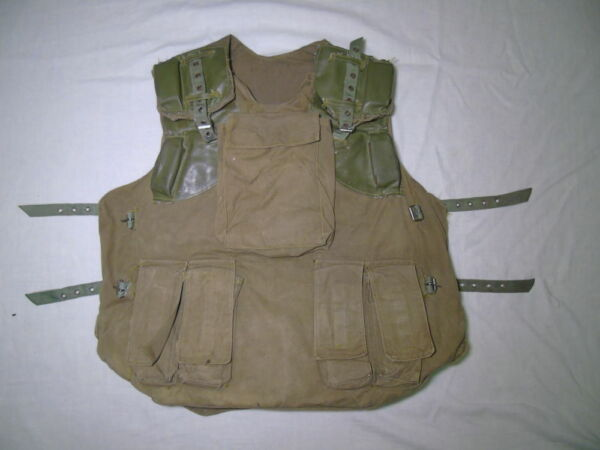 Soviet Russian Army cover of the vest 6B3 Cotton coverAfghanistan war size 2