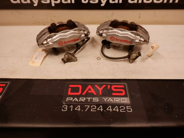 2014 Chevy SS Sedan Front Calipers Brembo OEM