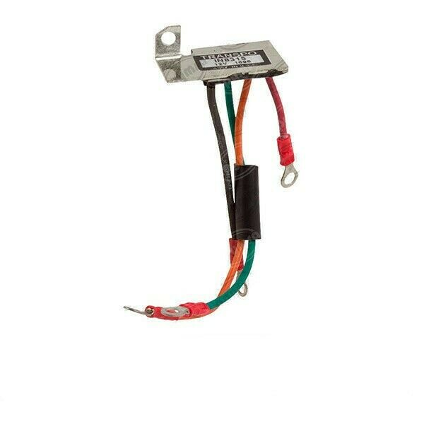 New Chrysler Nippondenso Conversion Voltage Regulator Convert To One Wire $22.50