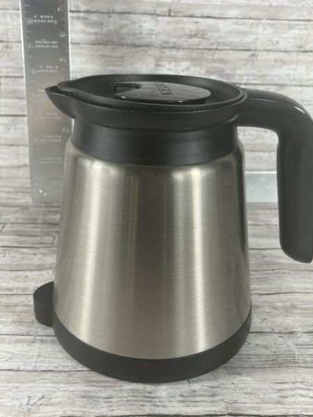 Keurig Hot 2.0 Stainless Steel Silver 4 Cup 32oz Thermal Coffee Pot Carafe