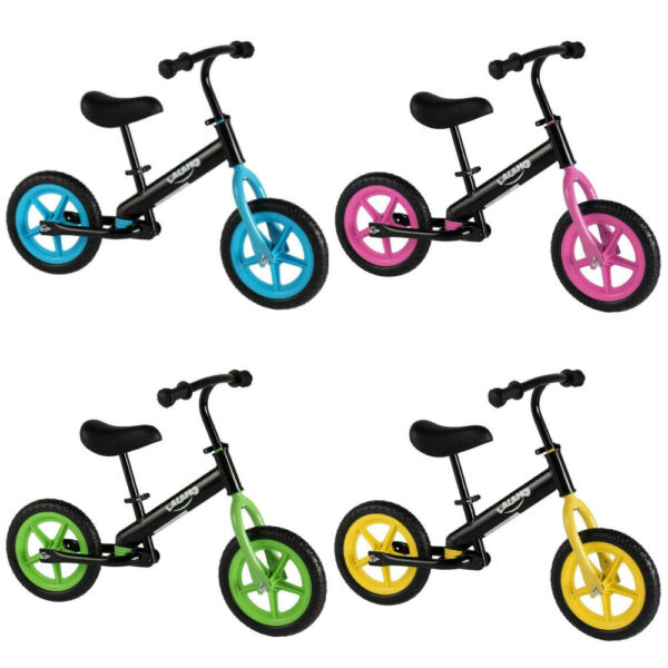 Lightweight Balance Bike for Kids Ages 1 5 Years Toddler Bike No Pedal Bicycle $26.90