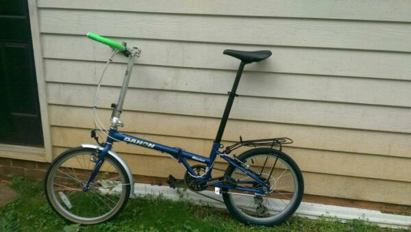 Dahon Mariner bicycle for a tall person $500.00