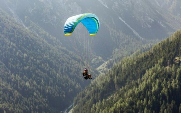 NOVA Prion 3 Paraglider Wing Mint Condition