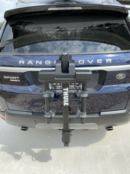 THULE Camber Hitch 2 Bike Rack In Perfect Condition Barely Used $190.00