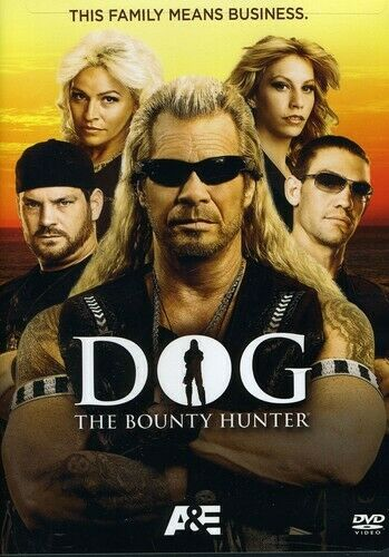 Dog The Bounty Hunter: This Family Means Business DVD $6.62