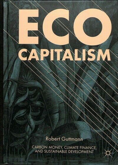 Eco Capitalism : Carbon Money Climate Finance and Sustainable Development ... $88.68