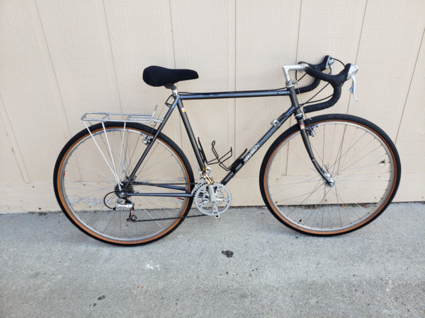 Vintage 80s Specialized Expedition touring steel frame road bike small $849.00
