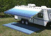 RV Replacement Awning Fabric Carefree Aamp;E Canopy