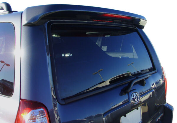 Factory Style Rear Roof Mount Painted Rear Spoiler Fits 2003 2009 Toyota 4Runner $115.00