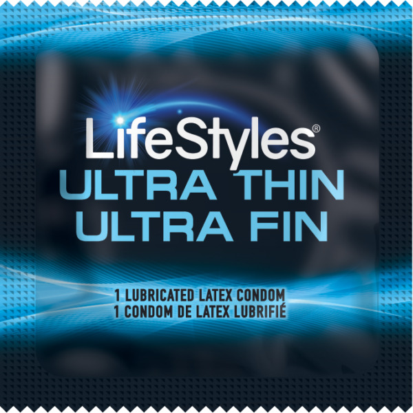 Lifestyles Ultra Thin Bulk Condoms - Choose Quantity