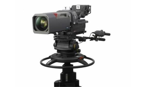 NEW Sony HDC-2000 3G 2x Slow-Motion Multiformat HD Camera System (Body Only)
