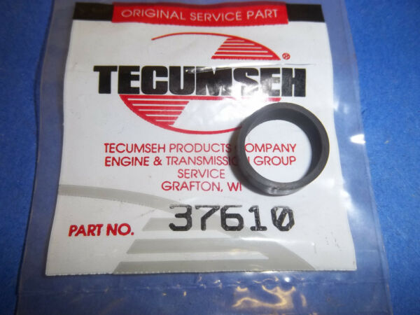 NEW TECUMSEH DIPSTICK O RING FITS SNOW BLOWER  TILLERS  37610 OEM