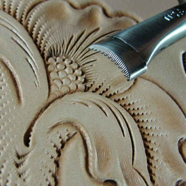 Pro Crafters Series - Sheridan Style Veiner Stamp (Leather Stamping Tool)