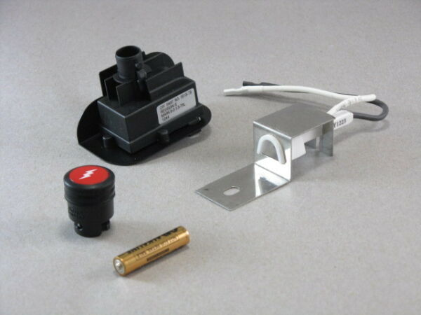 Genuine Weber Gas Grill Replacement Igniter Kit Q120 Q220 80475