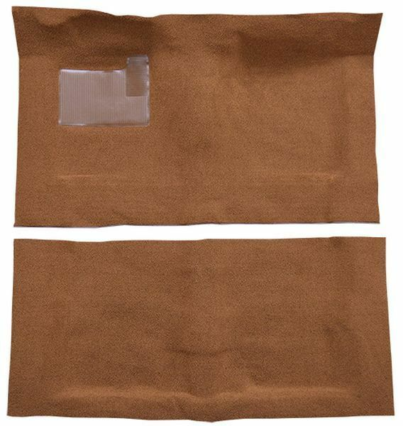Carpet Kit For 1968-1972 Chevy El Camino Automatic