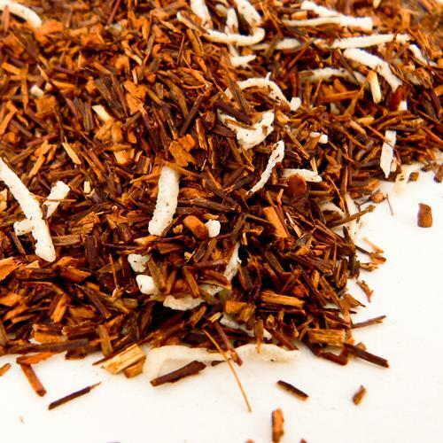 Rooibos Herbal Infusion Produces Woody Vanilla Undertone Loose Leaf  Red Tea