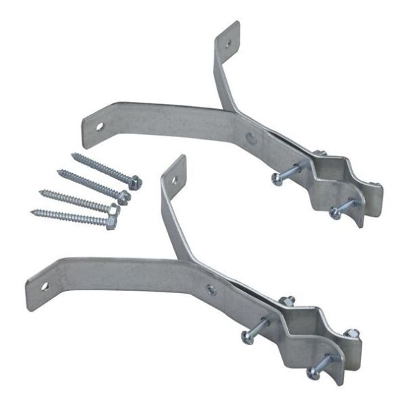 6quot; Stand Off Wall Mast Mount Y Style Antenna Mast Bracket EZ 30 6 quot;Yquot; Type $22.45