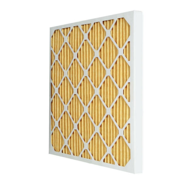 12 Pack High Quality Genuine MERV 11 Pleated Furnace Filters - 16x25x1