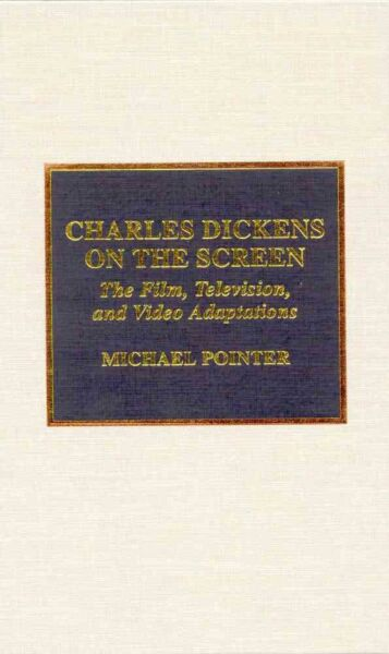 Charles Dickens on the Screen by Michael Pointer (English) Hardcover Book Free S