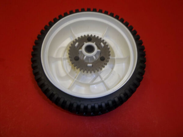 NEW HUSQVARNA SELF PROPELL WHEEL WITH GEAR FREE SHIPPING