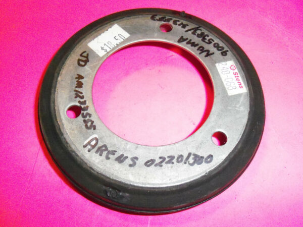 NEW STENS CLUTCH WHEEL  DISC FITS MANY MOWERS & SNOW BLOWERS 240-068