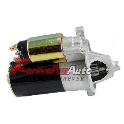 High Torque Starter for Ford 5.0L 302 5.8L 351 w AT Trans 5 Speed Mustang 3205