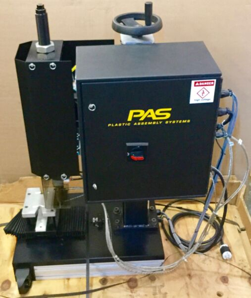 PAS PLASTIC ASSEMBLY SYSTEMS MODEL .25 AS  PRECISION ACTUATOR SYSTEM NEW