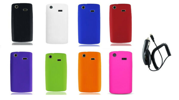 C Charger Silicone Case for Samsung Captivate Galaxy S SGH i897 SGH I896 Phone