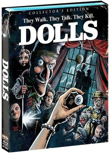 Dolls [New Blu-ray] Collector's Ed Subtitled Widescreen