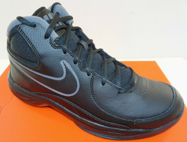 NIKE The Overplay VII Men's Basketball Shoe   511372-010   Black   NEW
