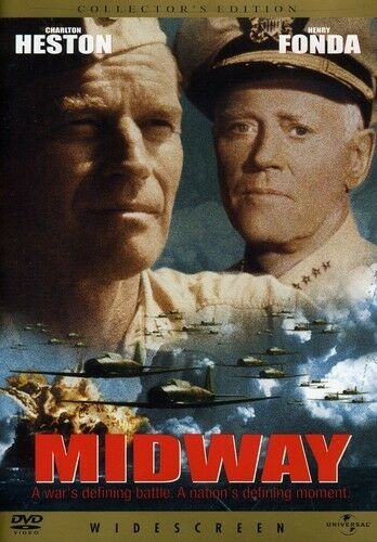 Midway [New DVD] Collector's Ed Widescreen